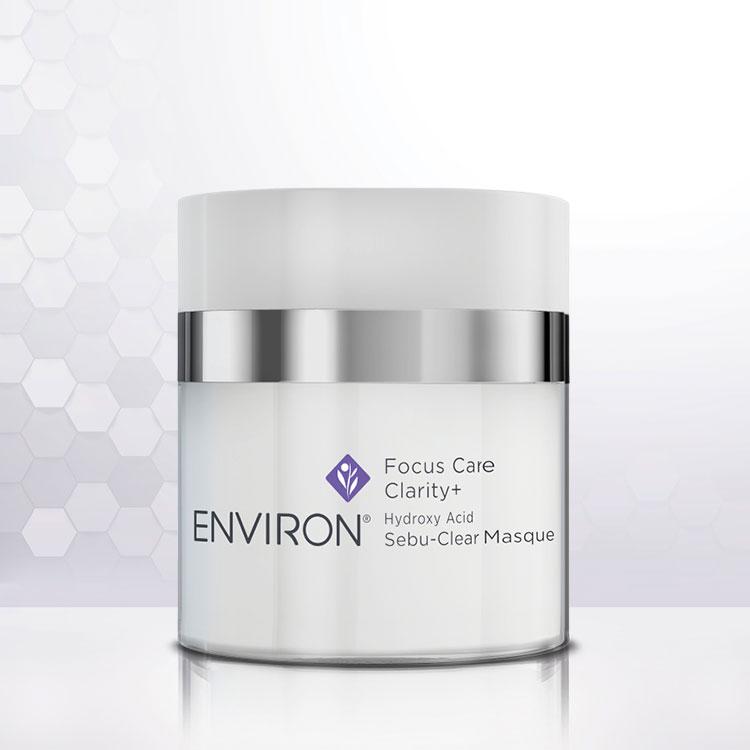 Environ Focus Care Clarity+ Sebu-Clear Masque