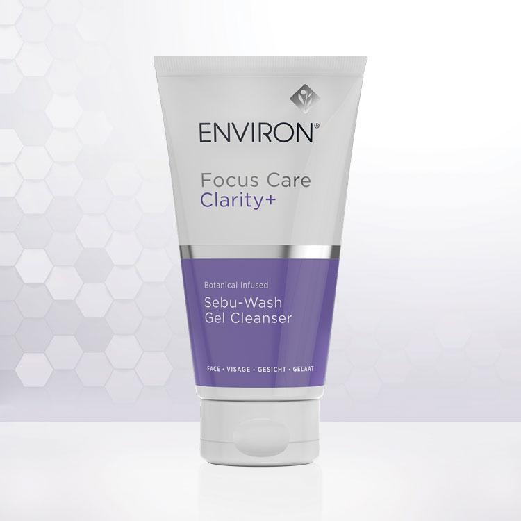 Environ Focus Care Clarity+ Sebu-Wash Gel Cleanser
