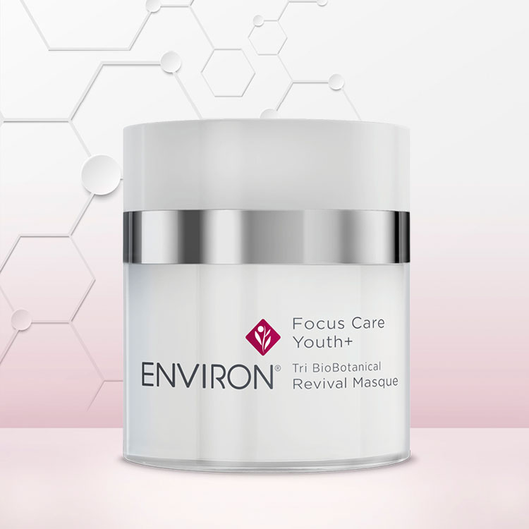Environ Focus Care Youth+ Revial Masque
